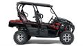 Kawasaki Teryx Models