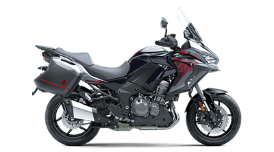 New Kawasaki Vehicles