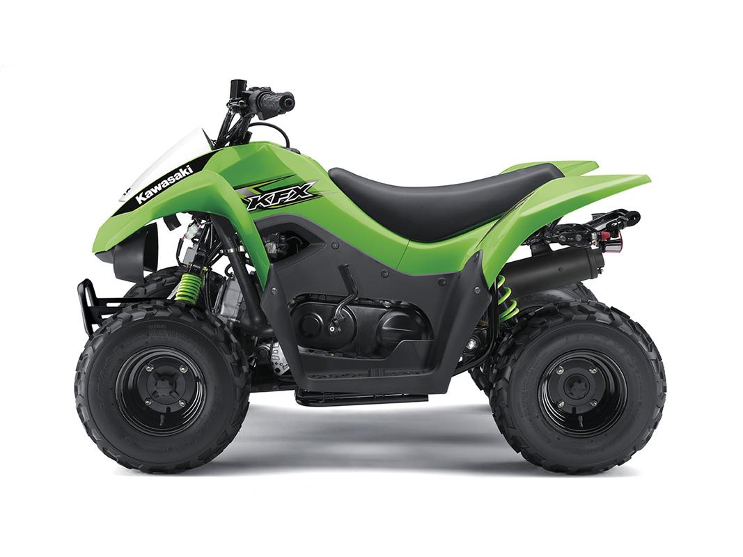 2017 KFX®50 ATV - Kawasaki Latin America