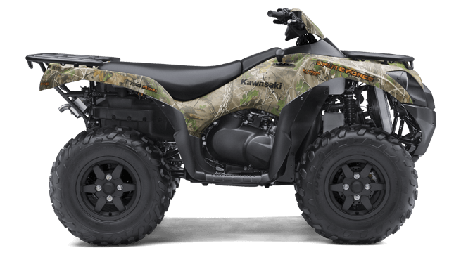 2018 BRUTE FORCE® 750 4x4i EPS CAMO