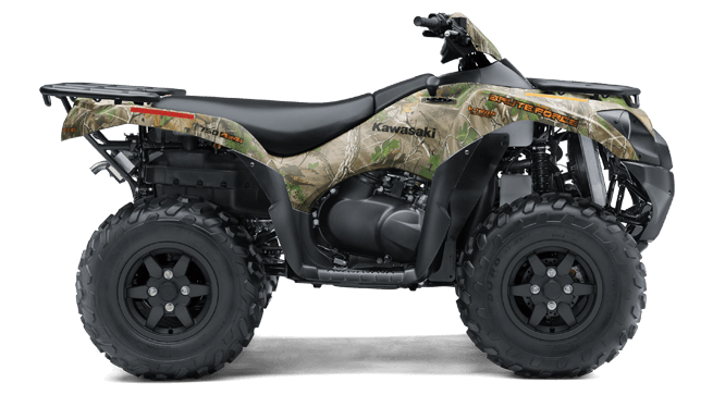 2019 BRUTE FORCE® 750 4x4i EPS CAMO