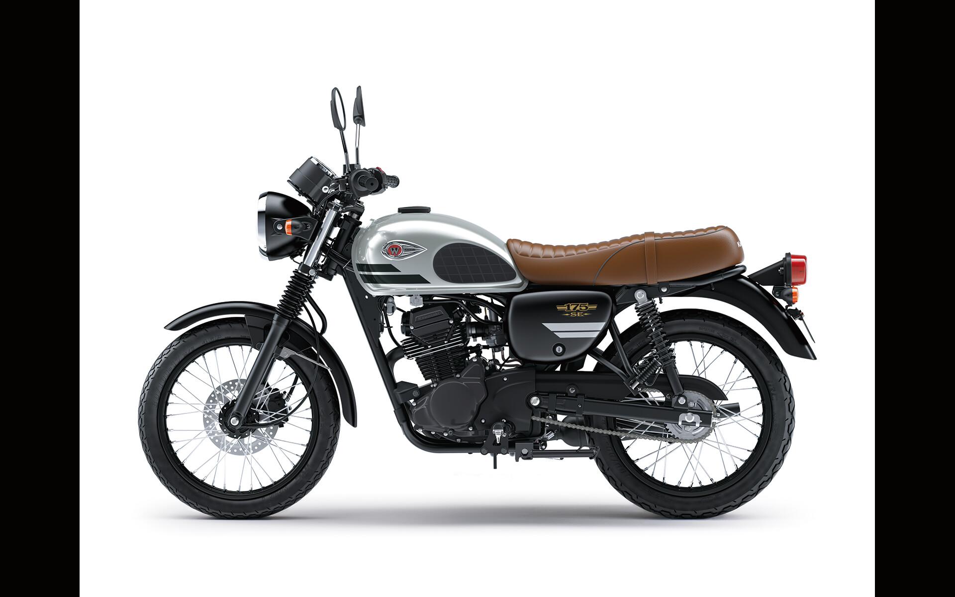 2019 Kawasaki W175 Se Authentic Retro Fun Ride Iconic