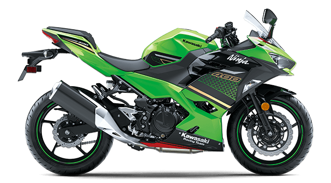 2020 NINJA® 400 ABS KRT EDITION