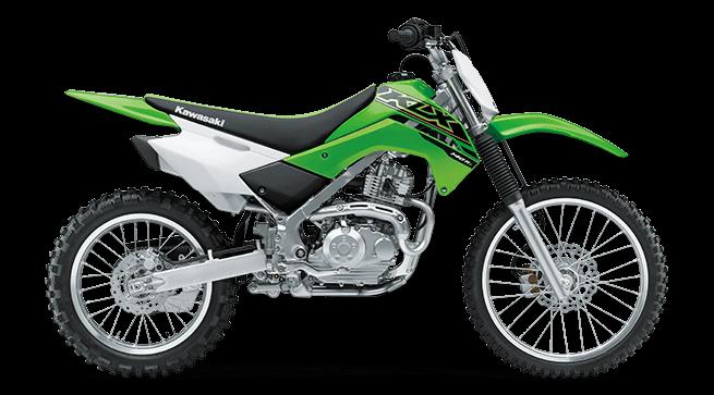 2021 KLX®140R L