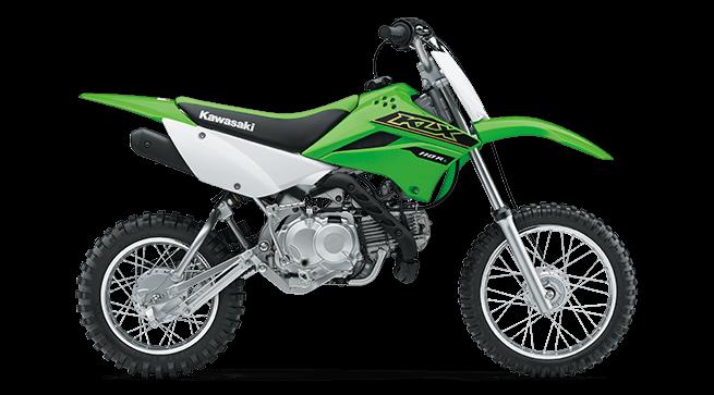 2021 KLX®110R L