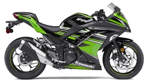 NINJA300ABSKRTEDITION
